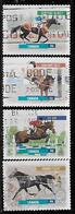 CANADA 1999, USED, 1795-8,  CANADIANS HORSES-  CHEVAUX CANADIENS, - Used Stamps