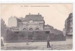Paris - Gare De Neuilly Porte-Maillot - Stations, Underground