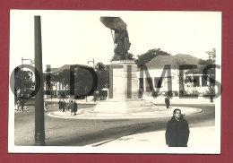 PORTUGAL - LISBOA - AVENIDA ALVARES CABRAL - 1950 REAL PHOTO - Photographs