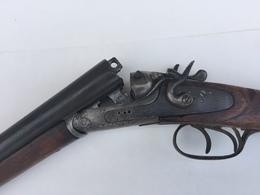 Vieux Fusil De Chasse - Armes Neutralisées