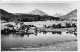 AK 0035  Igls - Lansersee Umd Hotel Gegen Serles Und Habicht / Verlag Much Heiss Nachf. Um 1950 - Igls