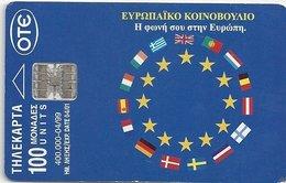 European Parliament, Euro-elections X0721 - Greece