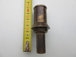 Fusée Inerte Française D'obus ; Grenade ; Artifice - Decorative Weapons