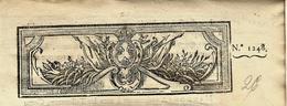 1791 REVOLUTION PATRIOTISME  DEFENSE DU ROYAUME LOI GARDES NATIONALES VOLONTAIRES - Decrees & Laws