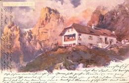 Kölner Hütte  Illustratore Compton - Italia