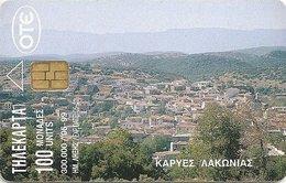 Karies Lakonias X0743 - Greece