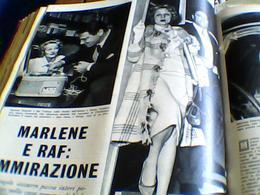 (pagine-pages)MARLENE DIETRICH   Epoca1960/489r. - Libri, Riviste, Fumetti