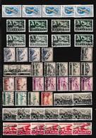 Zwitserland Kleine Verzameling Luchtpost G/** , Zeer Mooi Lot 4091,  KOOPJE, Bieden Vanaf 1 € - Timbres