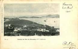 200918B  - NOUVELLE CALEDONIE NOUMEA - Entrée Du Port - Nouvelle Calédonie