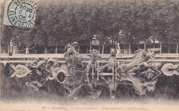 (78) - VERSAILLES - La Parc Du Château - Char Encourbé - Versailles (Château)