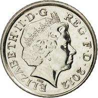 Monnaie, Grande-Bretagne, Elizabeth II, 5 Pence, 2012, British Royal Mint, SUP - 1971-… : Monnaies Décimales