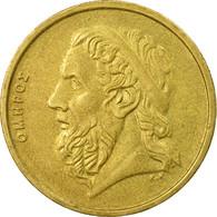 Monnaie, Grèce, 50 Lepta, 1980, TTB, Nickel-brass, KM:115 - Grecia