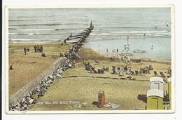 Sun Wall And Beach * Cromer - Inglaterra