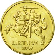 Monnaie, Lithuania, 20 Centu, 2009, TTB+, Nickel-brass, KM:107 - Lituanie