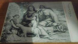 Cartolina: Fp Sacra Famiglia Francesca Baldi Cochetti Non Viaggiata (a637) - Cartoline