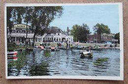 (J 910) - Donk-Meer ( Overmere) - Aanlegplaats Der Bootjes - Berlare