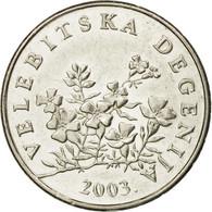 Monnaie, Croatie, 50 Lipa, 2003, TTB+, Nickel Plated Steel, KM:8 - Croatia