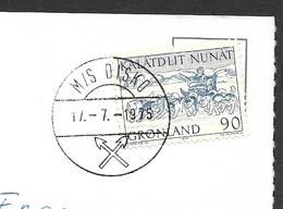 GREENLAND Grönland Edgesminde Aasiaat 1975 - Groenlandia