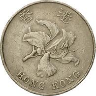 Monnaie, Hong Kong, Elizabeth II, 5 Dollars, 1997, TTB, Copper-nickel, KM:65 - Hong Kong
