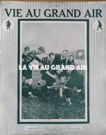 1912 RUGBY STADE FRANCAIS ALBION FOOTBALL CLUB - BOXE BILLY PAPKE GEORGES CARPENTIER - SALON DE L'AERONAUTIQUE - Journaux - Quotidiens