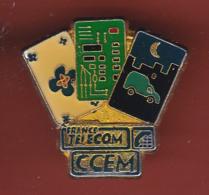 53826-pins. Francetelecom.CCEM. - France Telecom
