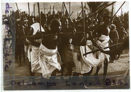 - SOMALIA ITALIANO Somalie - Fantaisie Amaruiana. écrite, Grand Format, Glacée, Peu Courante, TTBE, Scans. - Somalia