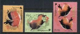 Singapore 2014 New Year Of The Horse MUH - Singapore (1959-...)