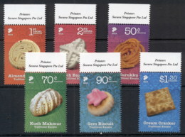 Singapore 2015 Traditional Biscuits MUH - Singapore (1959-...)