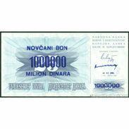 TWN - BOSNIA-HERZEGOVINA 35b - 1000000 1.000.000 Dinara 10.11.1993 Various Prefixes UNC - Bosnia Erzegovina