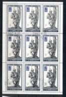 South East Asia 1982 Essen '82 Stamp Ex. Sheetlet CTO - Korea, North