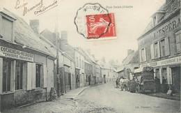 "/ CPA FRANCE 28 ""Illiers, Rue Saint Hilaire"" - Publishers"
