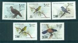 Sri Lanka 1983-88 Birds MUH Lot82501 - Sri Lanka (Ceylon) (1948-...)