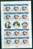 Sri Lanka 2011 Yuri Gagarin, Space MS MUH Lot82680 - Sri Lanka (Ceylon) (1948-...)