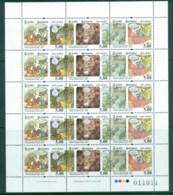 Sri Lanka 2013 World Children's Day Sheetlet MUH Lot82980 - Sri Lanka (Ceylon) (1948-...)