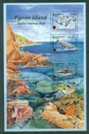 Sri Lanka 2014 Pigeon Island Marine National Park MS MUH Lot82977 - Sri Lanka (Ceylon) (1948-...)
