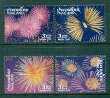 Thailand 2010 Fireworks, Sparkles MUH Lot82081 - Thailand