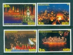 Thailand 2011 Festivals MUH Lot82080 - Thailand
