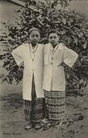 Malay Malaysia, Native Malay Beauties (1910s) Postcard - Malaysia
