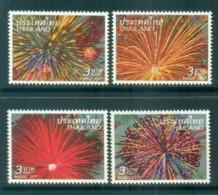 Thailand 2011 Fireworks, Sparkles MUH Lot82090 - Thailand