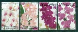Thailand 2011 Flowers, Orchids MUH Lot82082 - Thailand