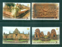 Thailand 2011 Heritage Conservation Temples MUH Lot82086 - Thailand