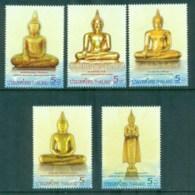 Thailand 2012 Buddha Statues MUH Lot82076 - Thailand