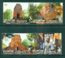 Thailand 2012 Historical Parks, Monuments MUH Lot82094 - Thailand
