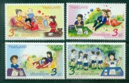 Thailand 2012 Letter Writing Week MUH Lot82101 - Thailand