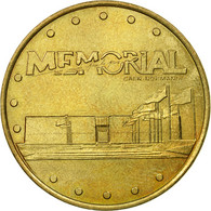 France, Jeton, Caen - Mémorial N°1, 2003, Monnaie De Paris, TTB, Cupro-nickel - Other