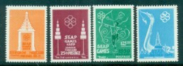 Thailand 1959 SE Asia Penninsular Games MLH - Thailand