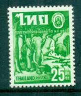 Thailand 1960 Forrestry Congress MLH - Thailand