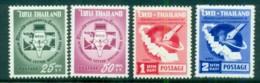 Thailand 1961 Intl. Letter Writing Week MLH - Thailand