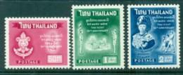 Thailand 1961 Thai Boy Scouts 50th Anniv. MLH - Thailand