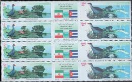 Joint Issue Iran - Cuba In Block Of 4 , 2009 Iran - Joint Issues